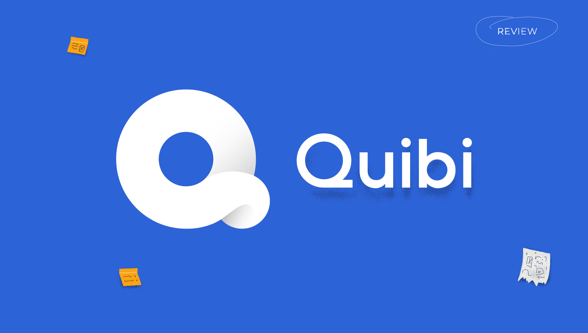 Quibi App Review on the UX Experience