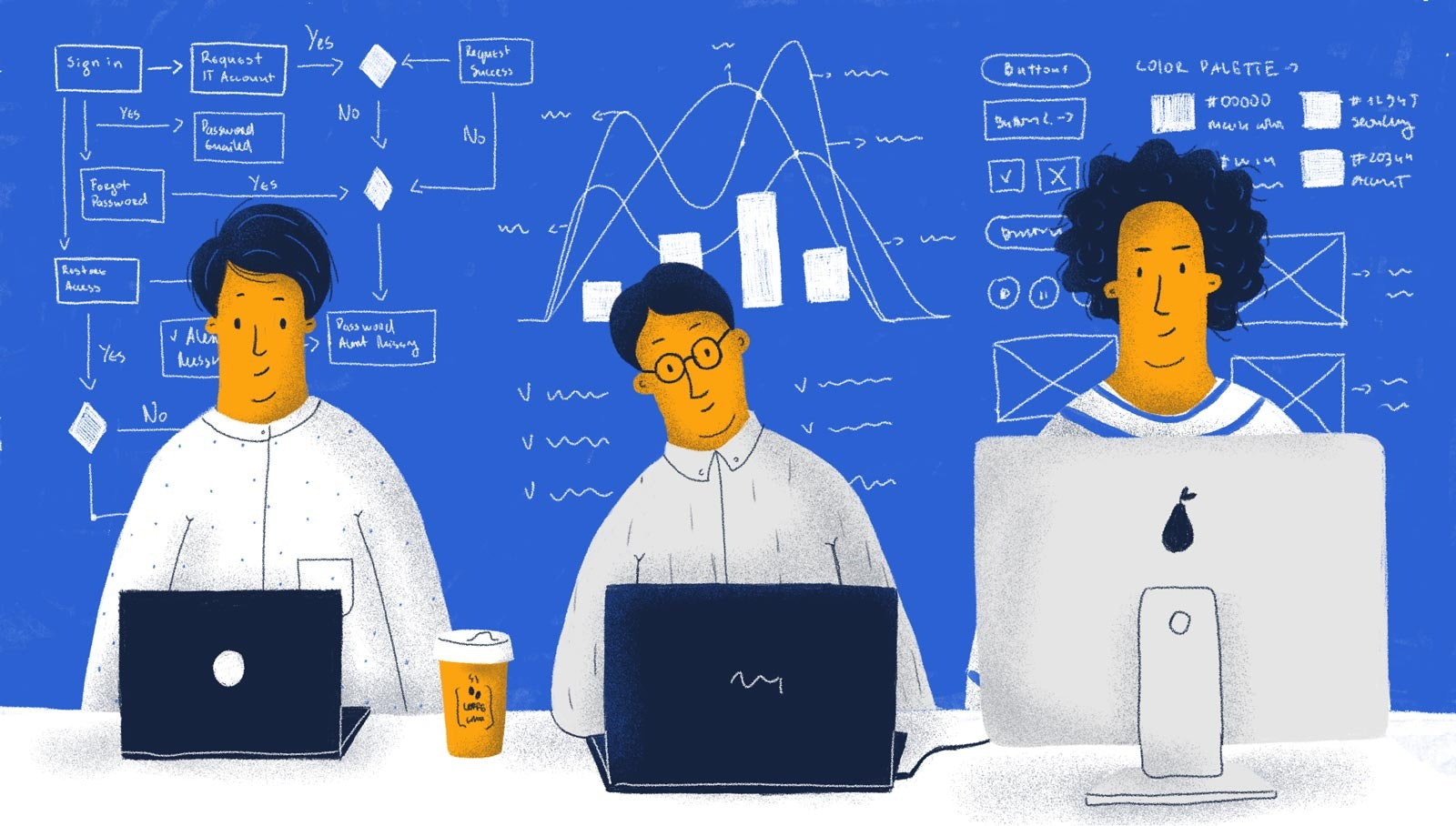 UX architect vs. UX analyst vs. UX designer: What's the difference?