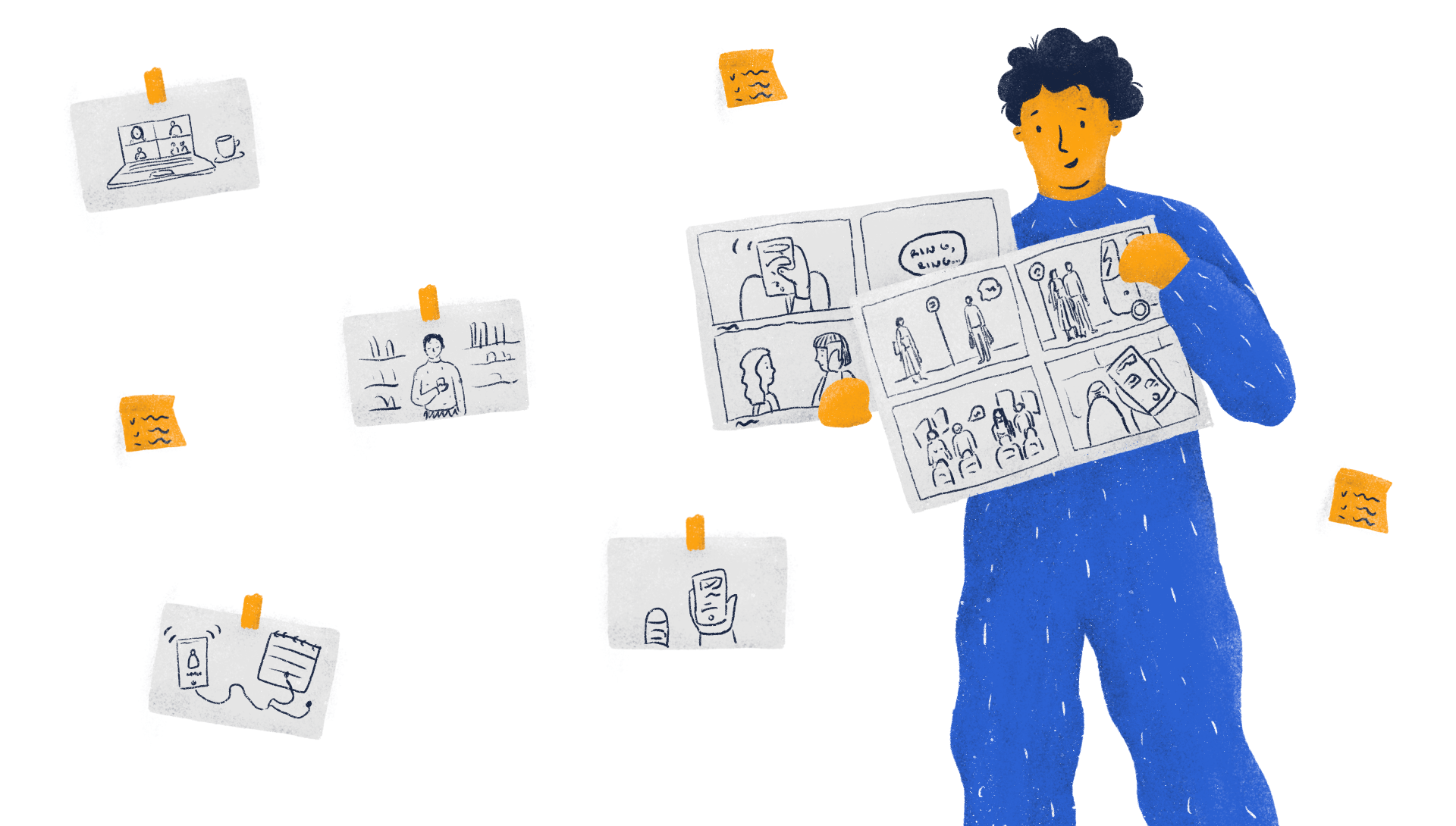 Storyboarding: Communicating UX Insights in a Humane Way