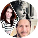 Adam Fedyniuk, Anastasia Akulenko, Raoni Caselli