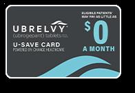 U Save card $0 copay