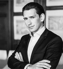 Sebastian Kurz portrait