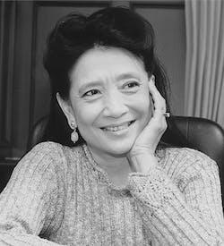 Jung Chang portrait