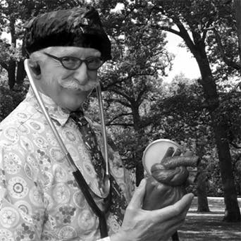 Patch Adams - Clown who is also a Physician
