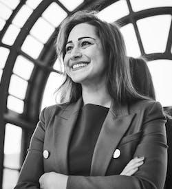Tara Shirvani portrait