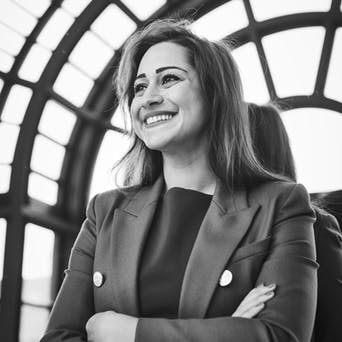 Tara Shirvani – Europäischen Bank für Wiederaufbau und Entwicklung