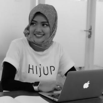 Diajeng Lestari – Co-Founder & CEO HIJUP.com - Empower Change!