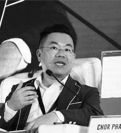 Chor Pharn Lee portrait
