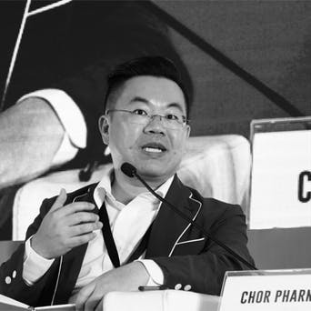 Chor Pharn Lee – Strategy Group, Centre for Strategic Futures