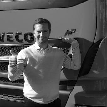Sascha Kaehne – Geschäftsleiter Heavy Trucks Business Line Iveco Maginus