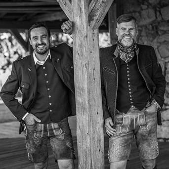 Daniel Hold & Jörg Neuhauser – Founders WÜDIAN GMBH