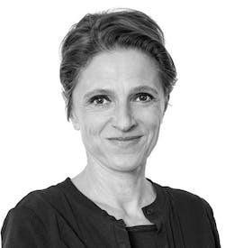 Karin Bauer portrait