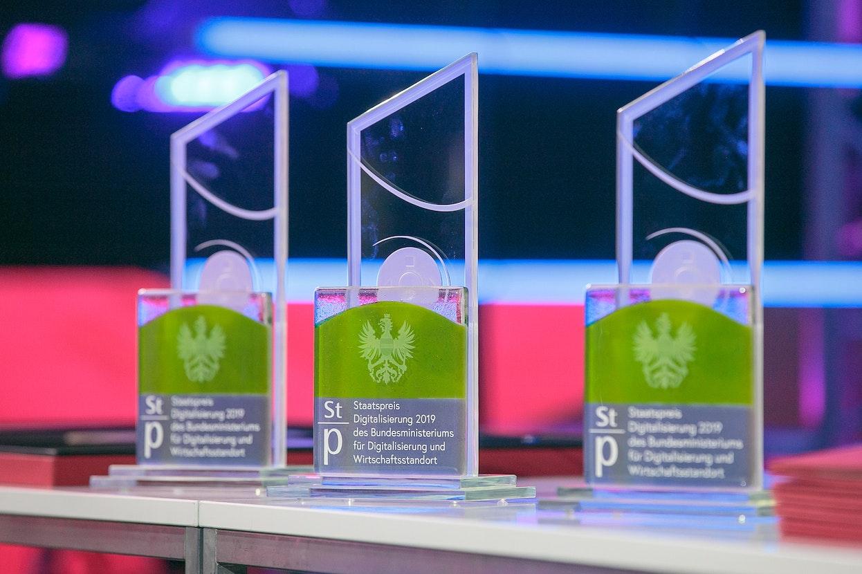 Staatspreis Digitalisierung
