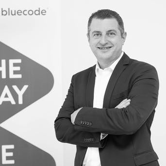 Christian Pirkner - Founder & CEO Blue Code International AG