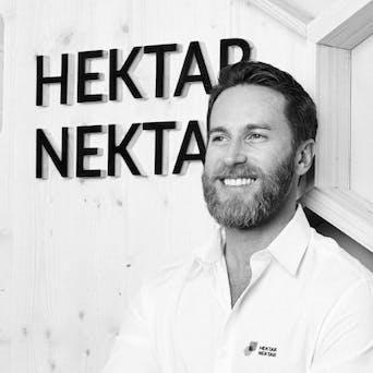 Martin Poreda – Gründer Hektar Nektar GmbH