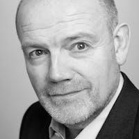 Mark Thompson portrait