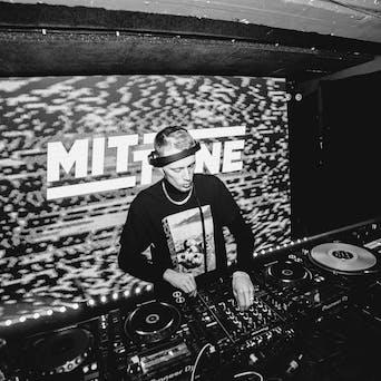 DJ Mittone / photo © Jimi Neve
