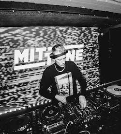 DJ Mittone portrait