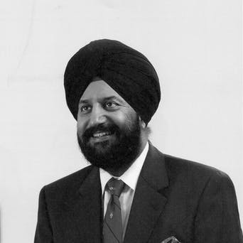 Satjiv Chahil – Chairman & CEO The Chahil Foundation