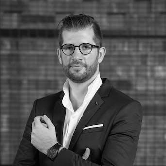 Max-F. Scheichenost – Founder FALCON