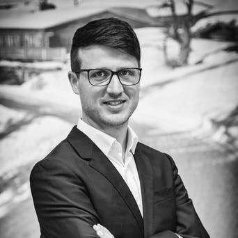 Elias Walser – CEO Olympiaregion Seefeld