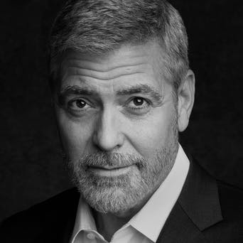 George Clooney - Hollywood-Schauspieler © Image: Creative Artists Agency