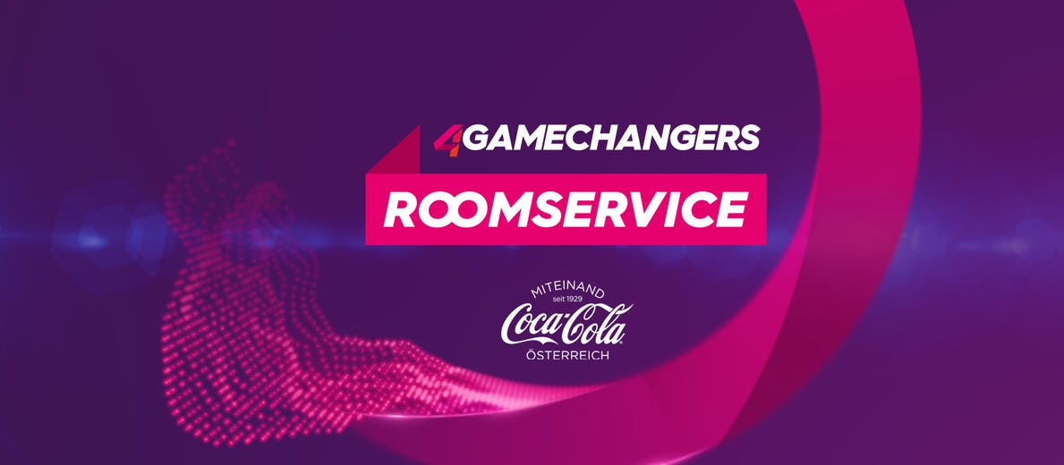4GAMECHANGERS Roomservice