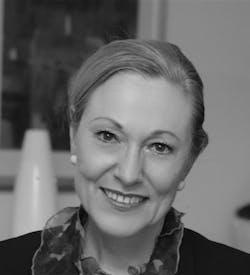 Benita Ferrero-Waldner portrait