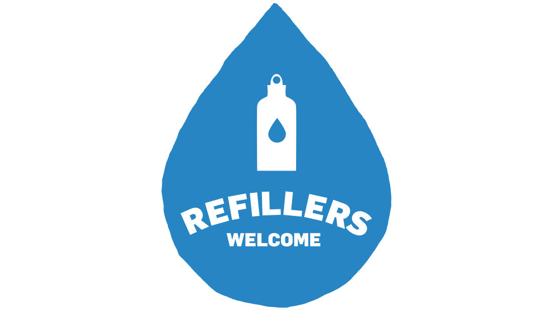 Refillers Welcome