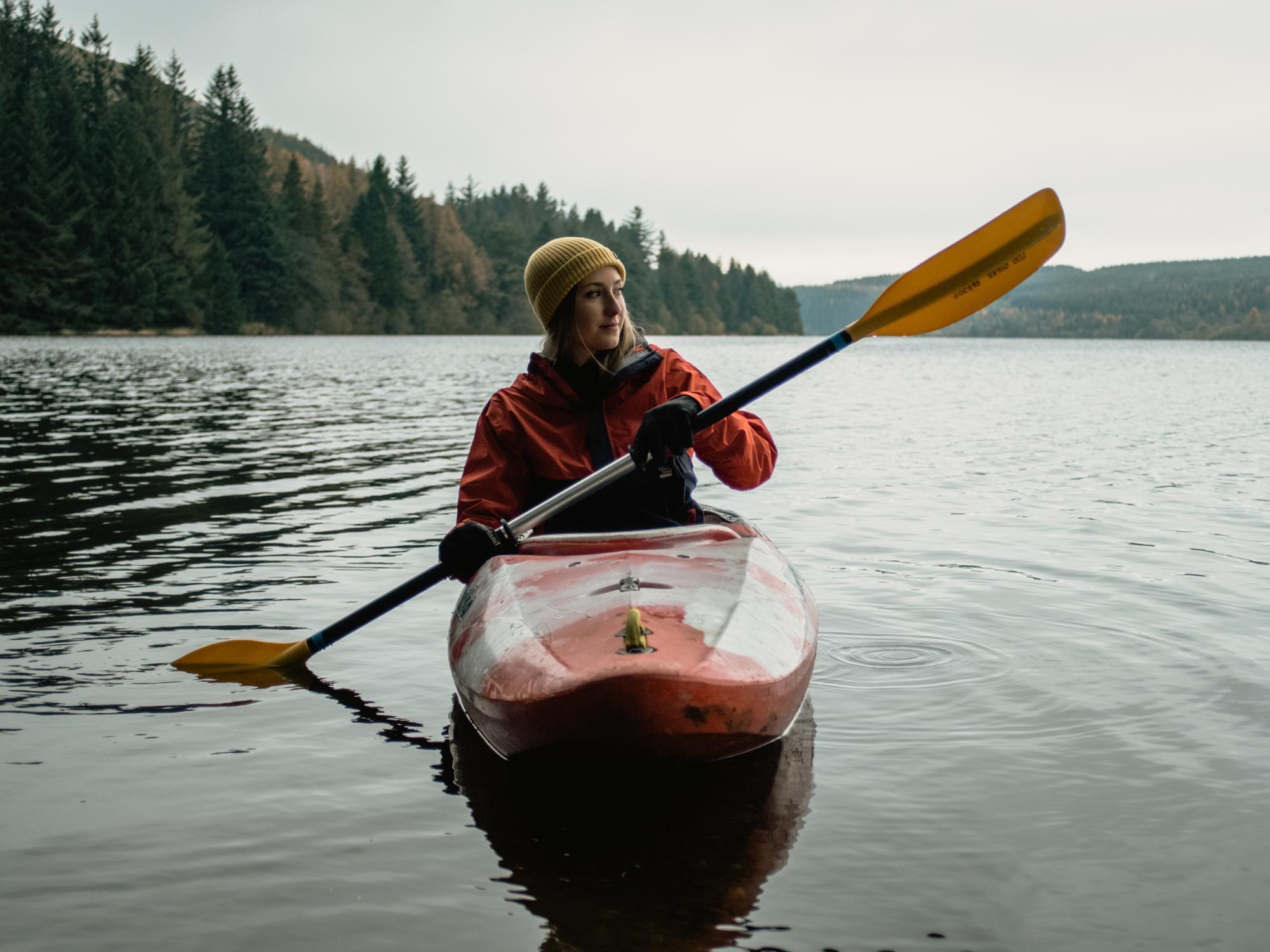 The Overland - Kayak