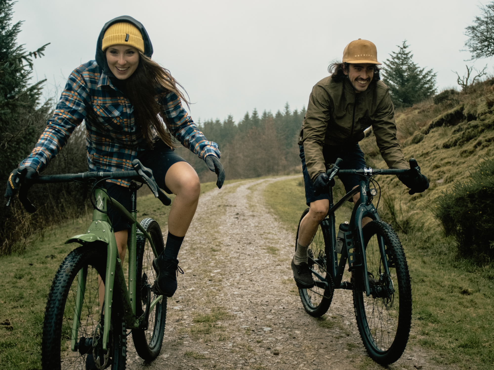 The Overland - cycling