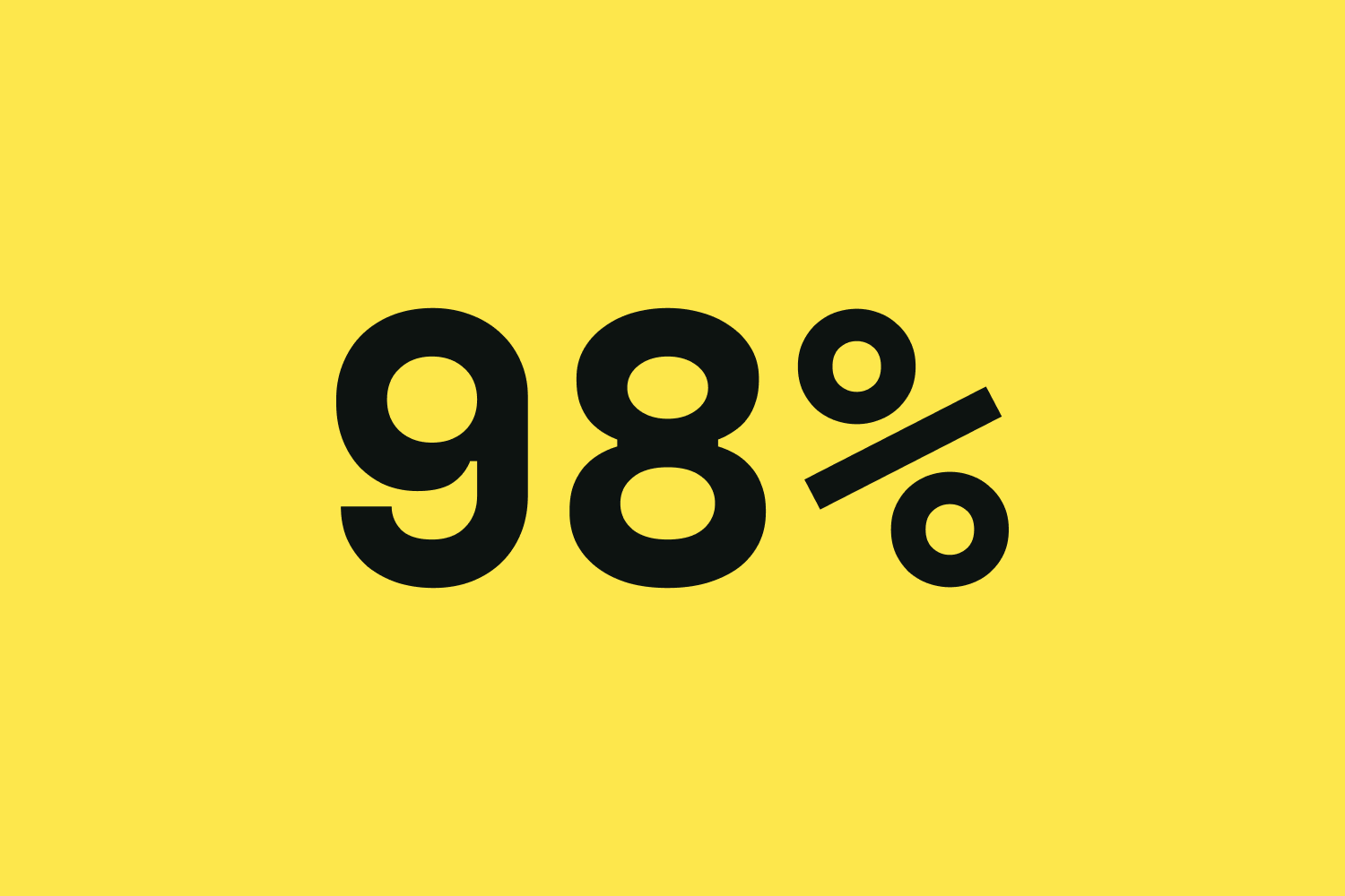 98% of artists didn't get on Spotify's playlists