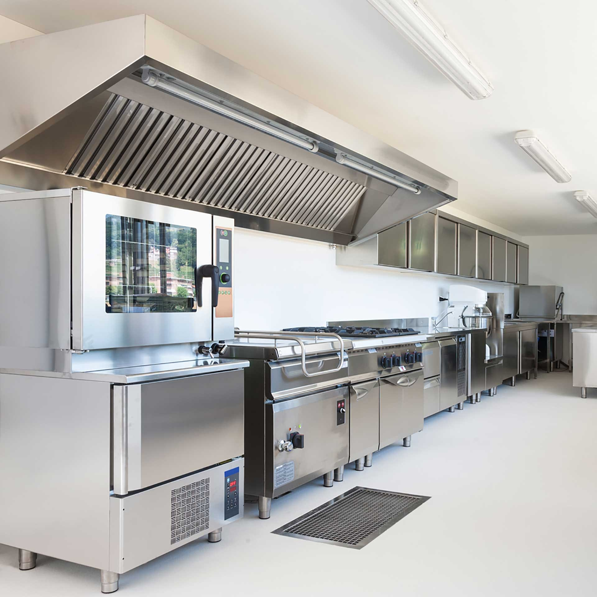 Commercial Kitchen Cleaning in Michigan | D Poole Cleaning