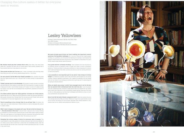 Page 204 - 205: Lesley Yellowlees