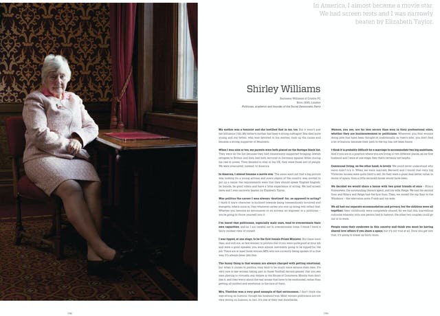 Page 198 - 199: Shirley Williams