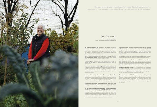 Page 114 - 115: Joy Larkcom