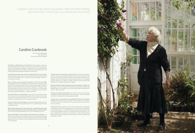 Page 48 - 49: Caroline Cranbrook