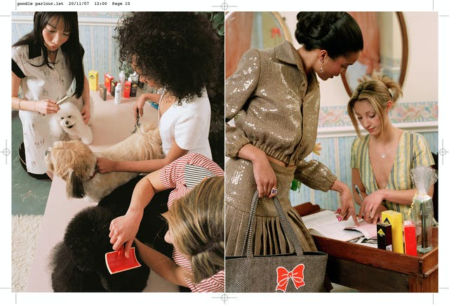 'Poodle Parlour' by Nancy Honey - Page: 10