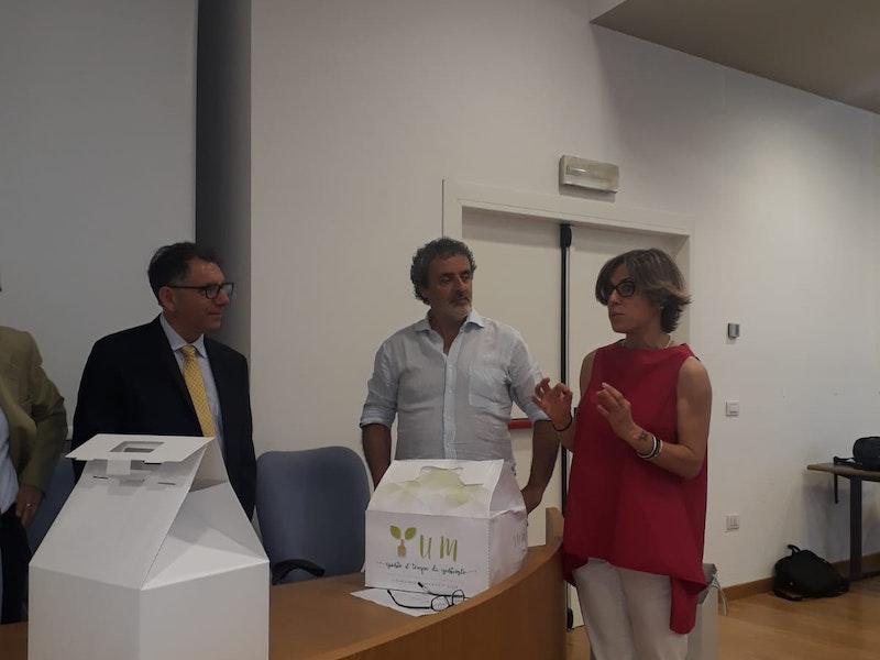 Conferenza stampa di premiazione