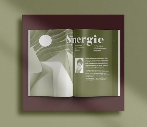 Dettaglio ultimo numero del magazine