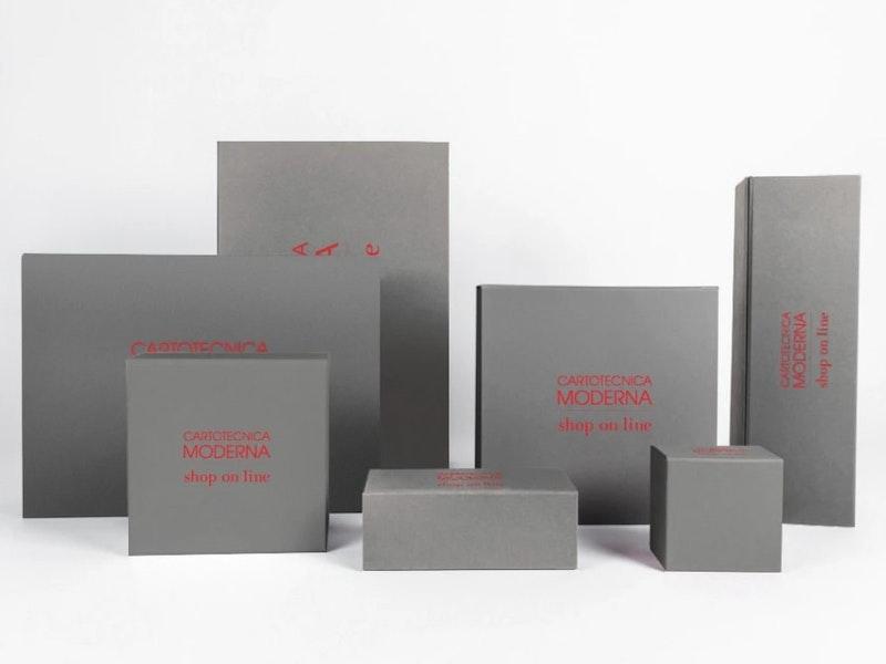 Le nostre scatole personalizzabili