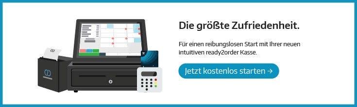 Kassensystem mit Bondrucker und Bezahlterminal