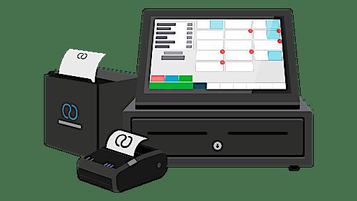 ready2order Hardware Tablet Kassenlade Drucker Kartenzahlung