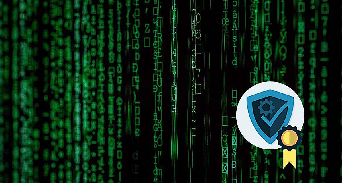 Informationsfluss und sicherheits-icon