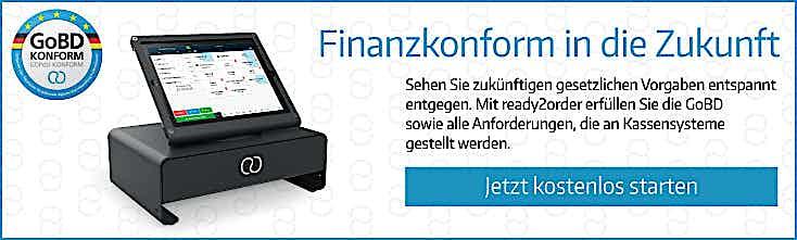 Finanzkonforme Registrierkasse