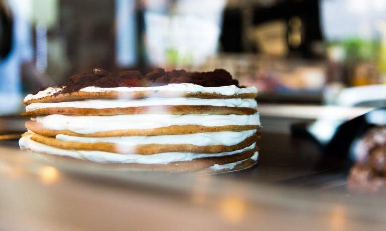 Pancakes bei Noomi
