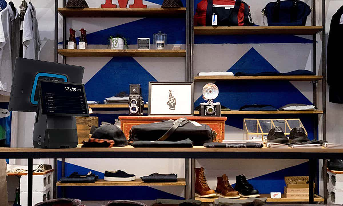Thekengestaltung im Einzelhandel readyT2