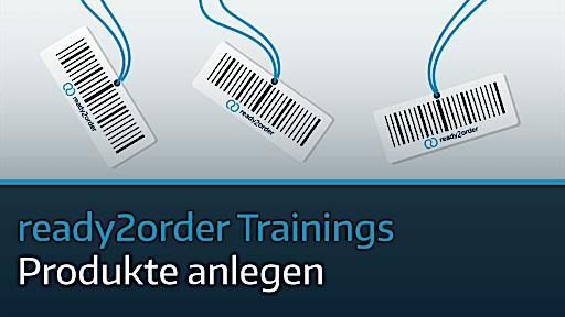 Video Training von ready2order