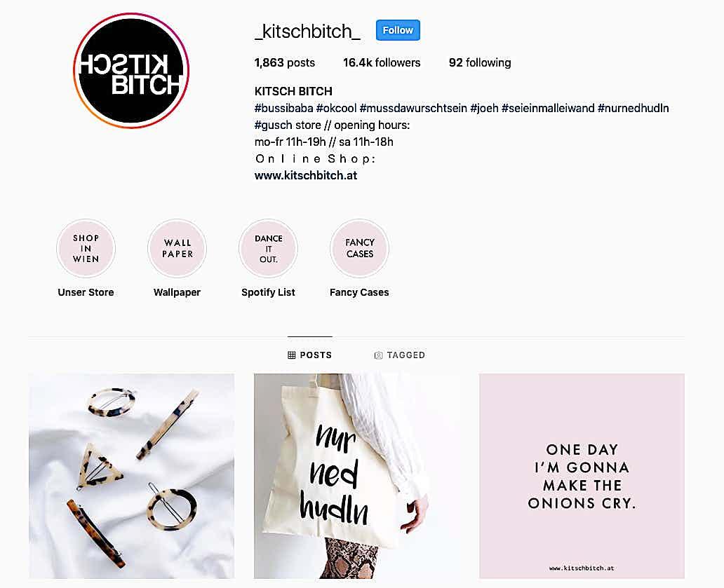 Instagram profil _kitschbitsch_