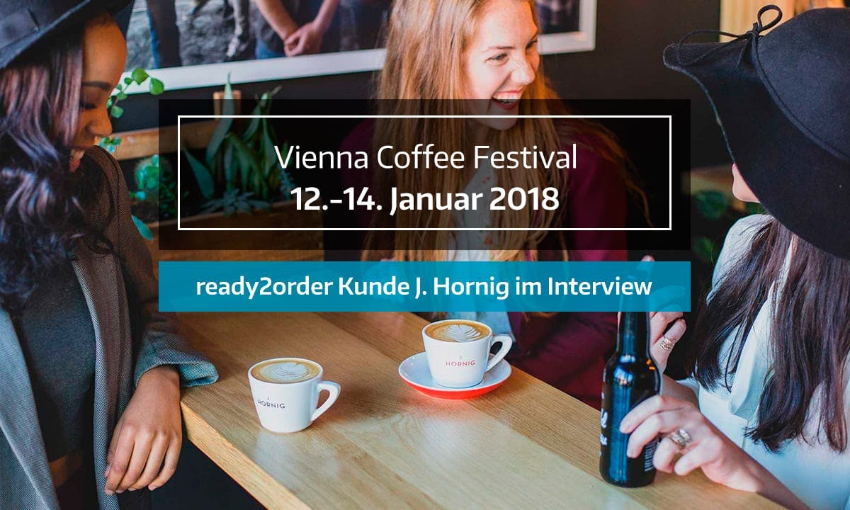 Vienna coffee festival banner